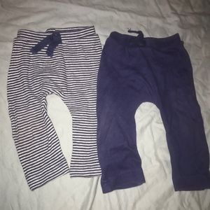 Touched by nature 6-9m pants